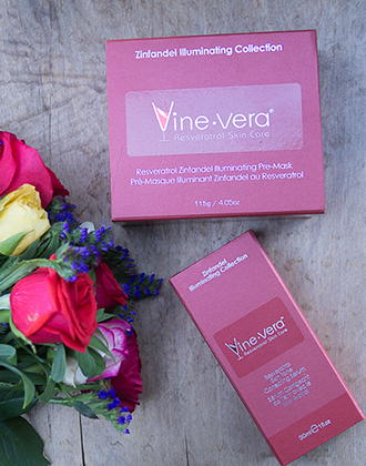 Alisha from Saffron On Rose Reviews the Vine Vera Zinfandel Collection